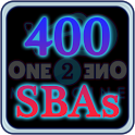 400 SBAs in Medicine + Surgery icon