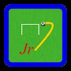 曲線踢-初級 icon