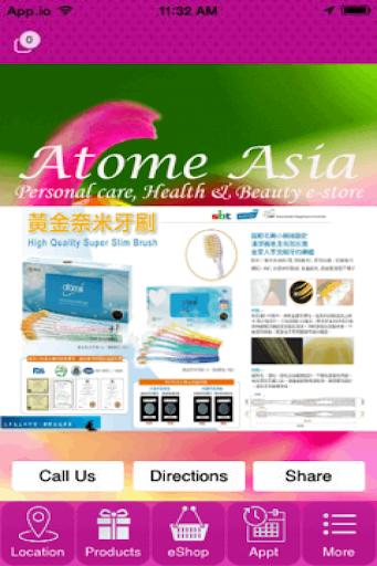 Atome Asia