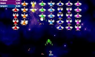 Screenshot of Chicken Invaders 2