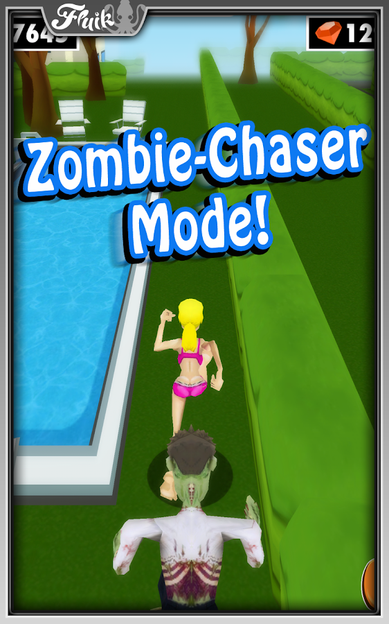 Streaker Run- screenshot
