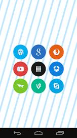 Serkel- Icon Pack Screenshot 1
