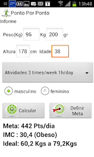 Ponto por Ponto - Dieta|玩健康App免費|玩APPs