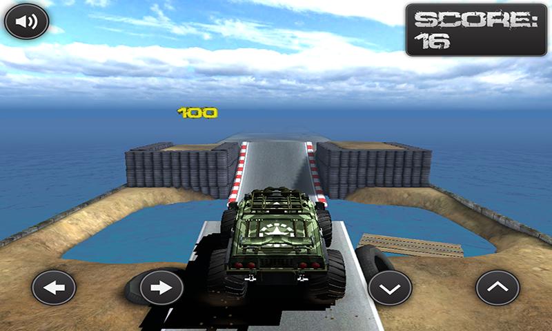 Endless OffRoad Monster Trucks - screenshot