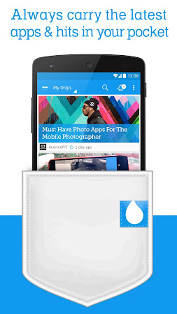 Drippler - Android Tips & Apps 2.14.8 screenshot 55727