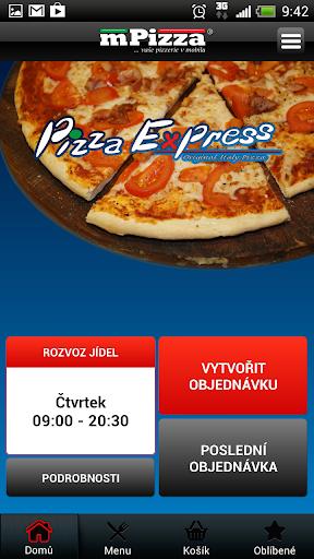 Pizza Express Trutnov Albert