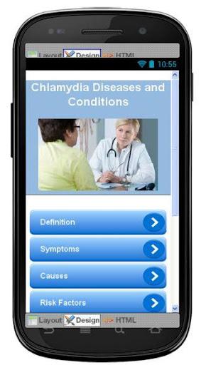 Chlamydia Disease Symptoms