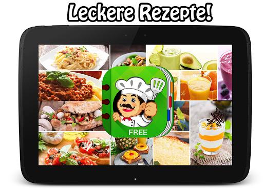 玩免費遊戲APP|下載Rezepte Kochbuch zum Kochen app不用錢|硬是要APP