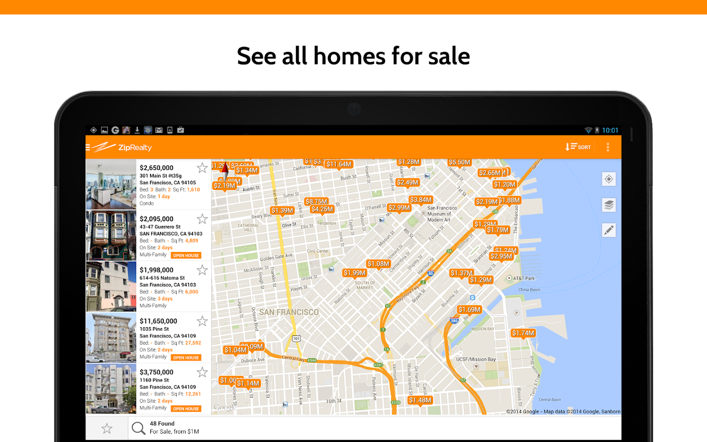 ZipRealty Real Estate & Homes- screenshot