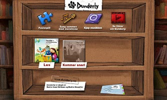 Screenshot of Dunderly