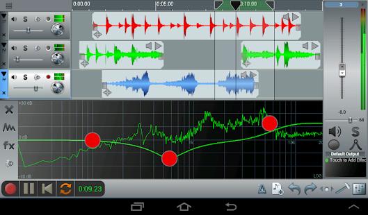 N-Track Studio Pro Multitrack