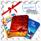 Personal Card & Postcard icon