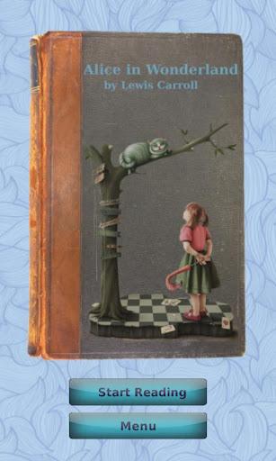 Alice in Wonderland engl span