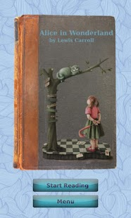 Alice in Wonderland, engl/span- screenshot thumbnail