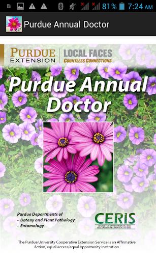 Purdue Annual Doctor