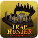 TRAP HUNTER -LOST GEAR- logo