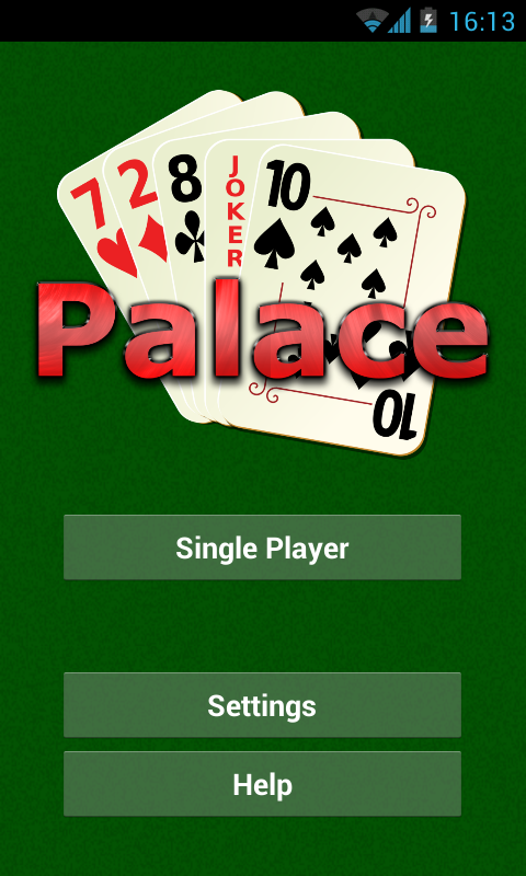 Palace - screenshot