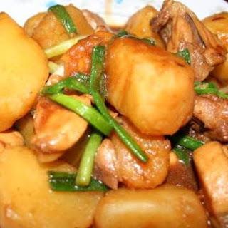 Chinese Potato Chicken Recipes.