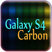 Galaxy S4 Carbon Theme