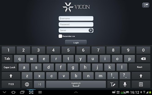 Vicon Mobile- screenshot thumbnail