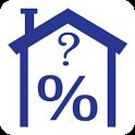 Mortgage Calculator - M-Calc icon