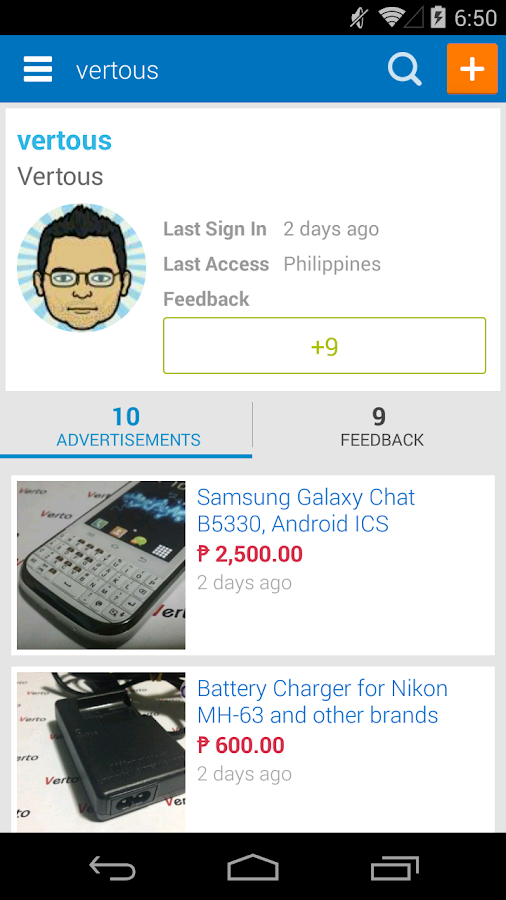 OLX Philippines Buy and Sell - screenshot