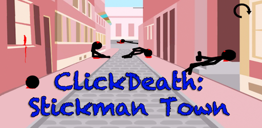 Clickdeath Stickman Town Apps On Google Play