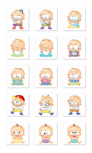 Kids Chat Stickers-WhatsApp