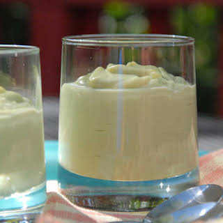 Avocado Mousse.
