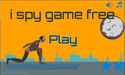 i spy game free