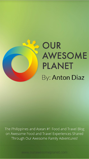 Our Awesome Planet