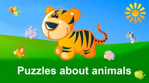 Puzzles about animals