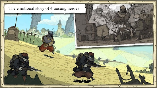Valiant Hearts The Great War- screenshot thumbnail