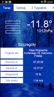 Weather & Flip Clock Widgets - screenshot thumbnail