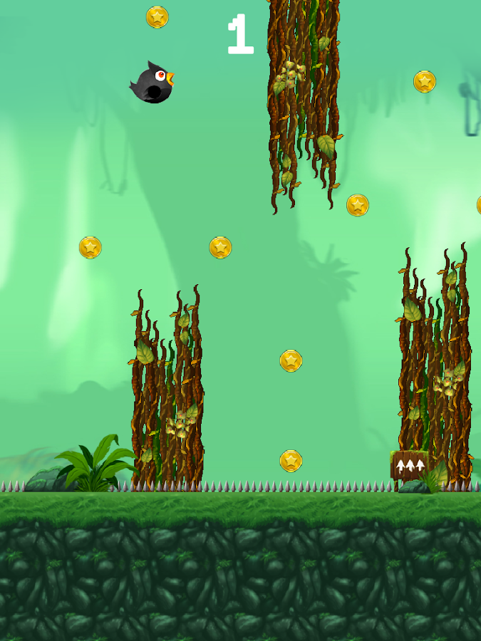 IVY Bird- screenshot