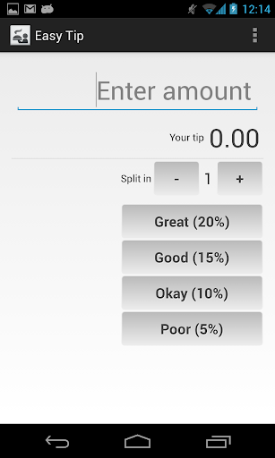 【免費財經App】Tip Calculator-APP點子