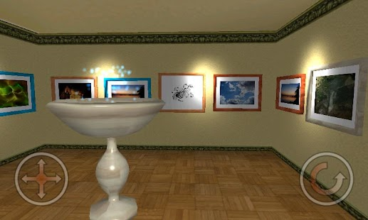 Virtual Photo Gallery 3D- screenshot thumbnail