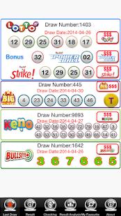 Lotto PowerBall BigsWednesday