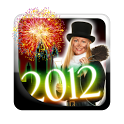 Free New Years Live Wallpaper icon