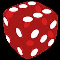3D Die logo