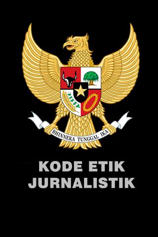 KODE ETIK JURNALISTIK