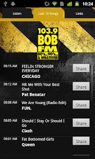 BOB-FM 80's, 90's, Whatever!- screenshot thumbnail