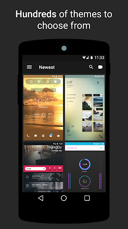 Themer: Launcher, HD Wallpaper 1.92 screenshot 50084