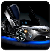 Cool sports car Full Theme