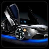 Cool sports car Full Theme