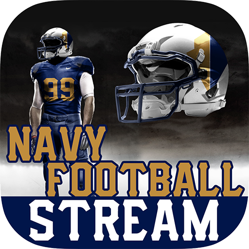 Navy Football STREAM LOGO-APP點子