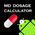 Free Version MD Dosage Calc logo