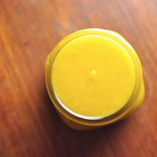 Orange Cardamom Curd.