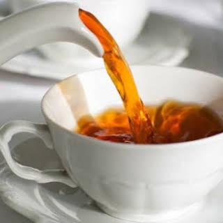 Saffron Tea.