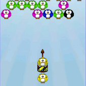 Bubble Shooter New (Birds)